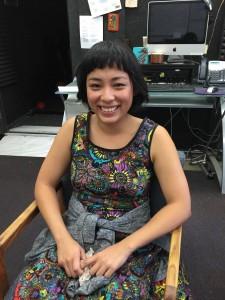 Audio Academy member Truc Nguyen.
