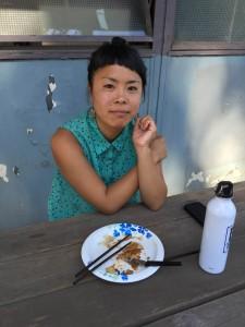 Geraldine Ah-Sue, Audio Academy '16