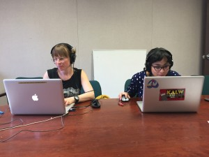 KALW Audio Academy members create stories,